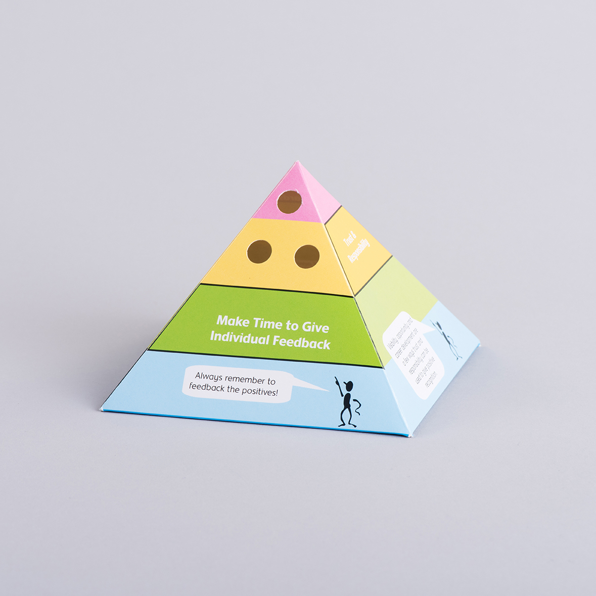 Pop Up Pyramid
