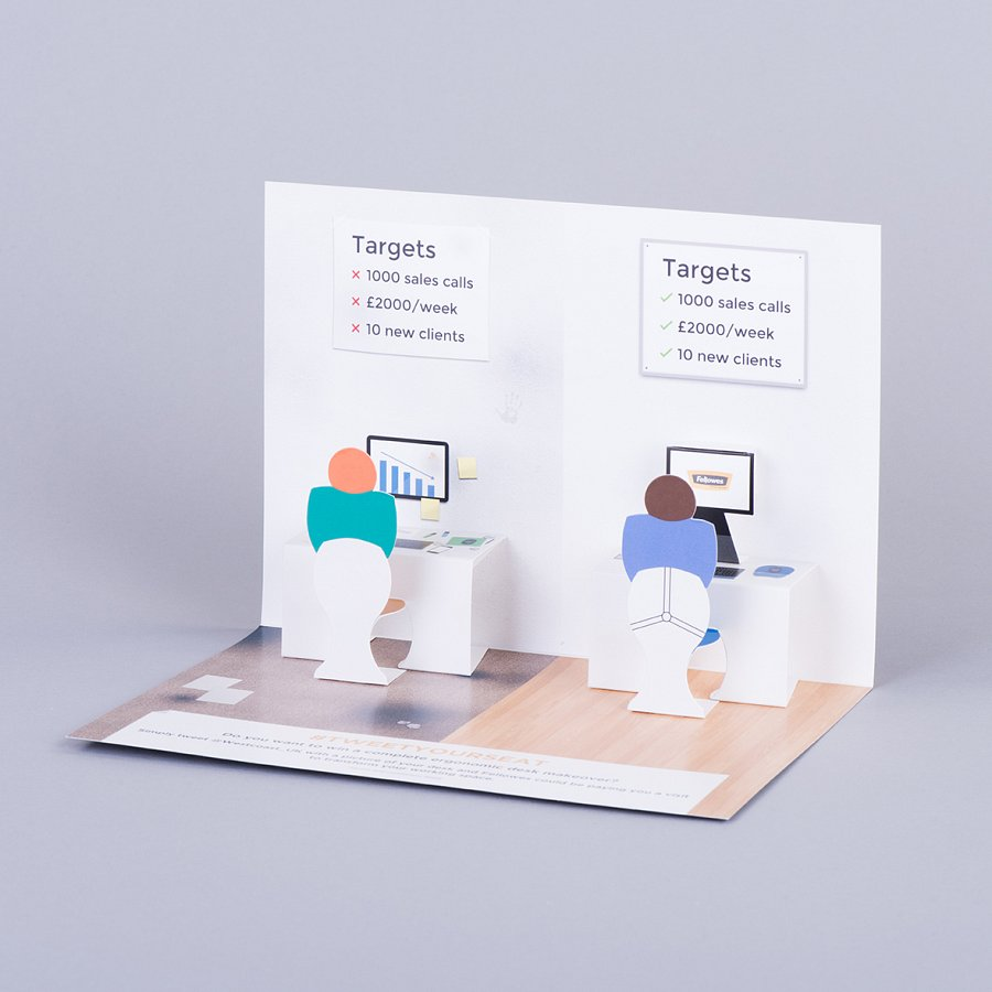 3dimensional Pop Up Card