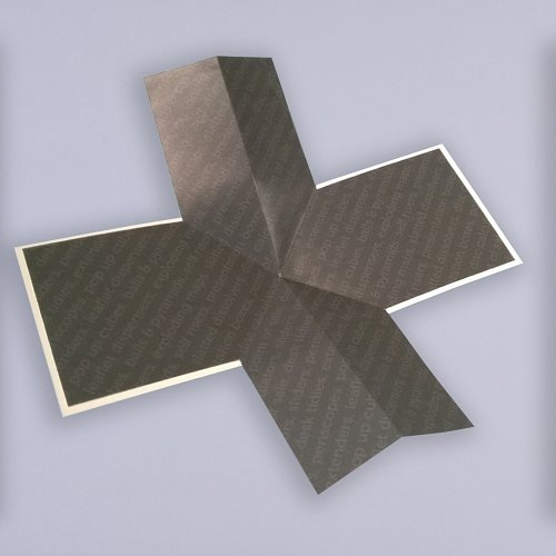 Fold Out Cross