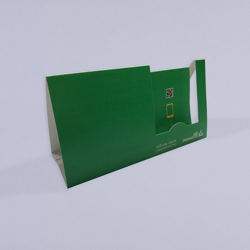 Phone Holder Tent Card