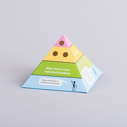 Small Pop up Pyramid