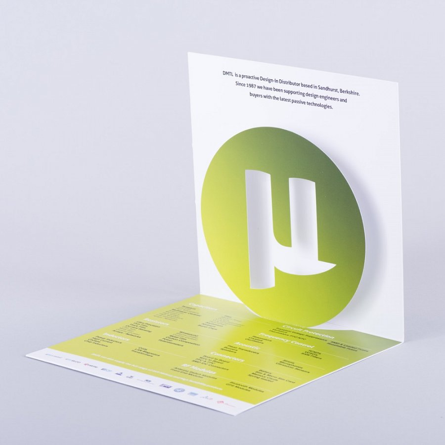 Step Pop Up Card